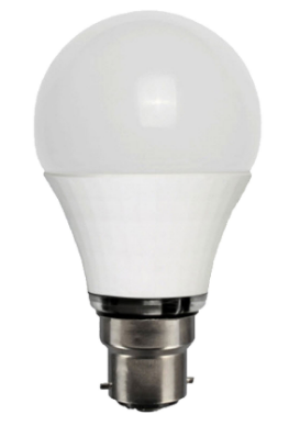 7watt GLS LED BC B22 Bayonet Cap Warm White Equivalent To 40watt Dimmable