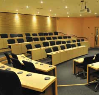 Lecture Hall Oxford Brookes Case Study