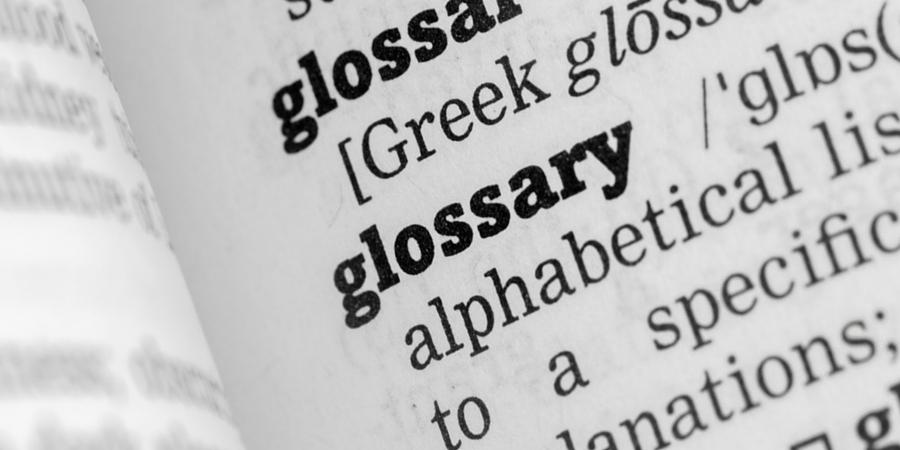 Glossary of Light Bulb & Lighting Terms