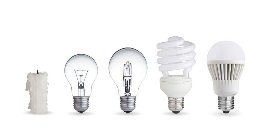 Phasing Out of Traditional Incandescent Bulbs