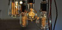 Design Trend: Carbon Filament Bulbs