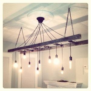 edison bulbs home decor chandelier b vintage