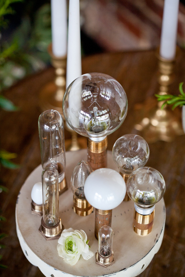 edison bulbs home decor centrepieces ruffled mirabel photography