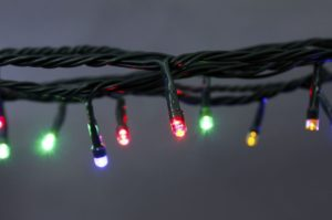 24v 50L Multi Colour Multi Function LED String Lights With Transformer Included