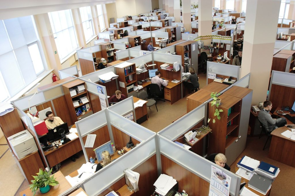 office lighting leds energy efficient