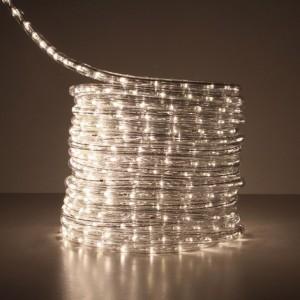 10M Cool White LED Rope Light
