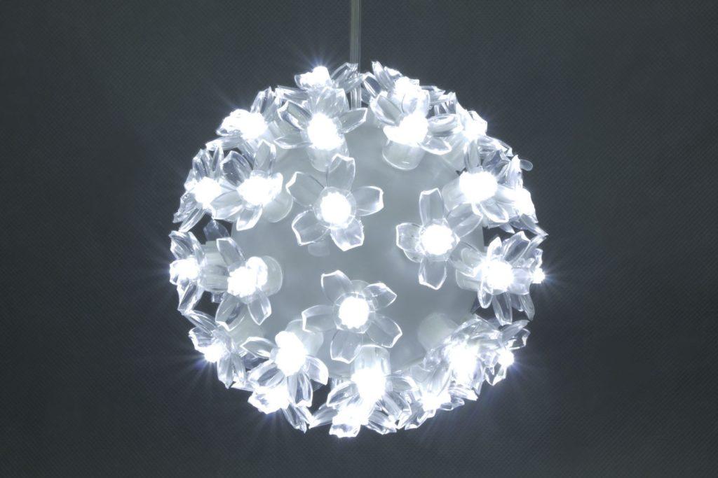 50L White LED Ball Light