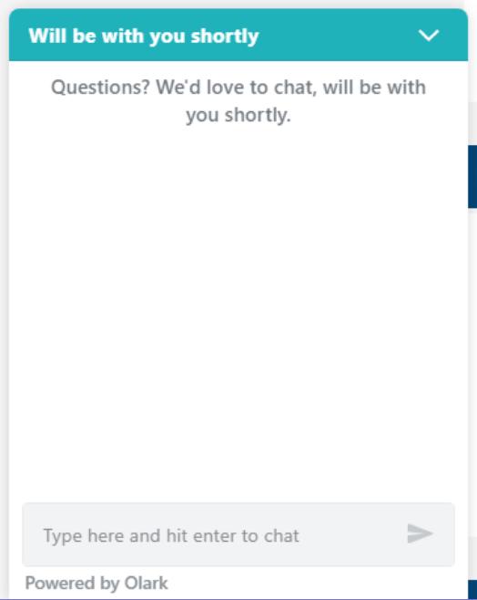 lightbulb co live chat