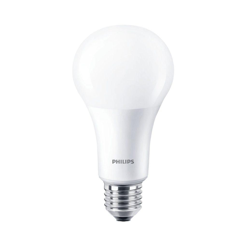 15watt GLS LED ES E27 Screw Cap Warm White Equivalent To 100watt Dimmable
