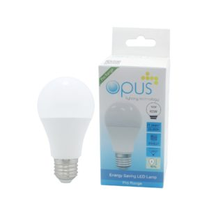 10watt GLS LED ES E27 Screw Cap Daylight Equivalent To 60watt