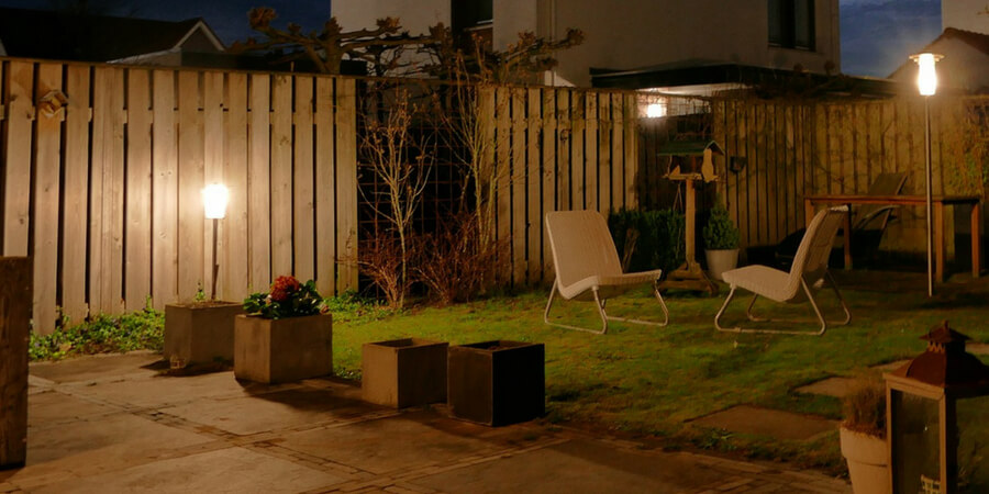 How To Light Your Garden