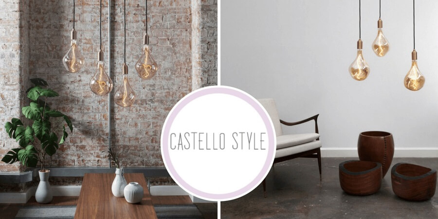 introducing castello style led filament bulbs opus capsules