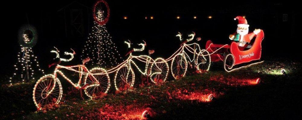 led rope lights holiday lighting century cycles