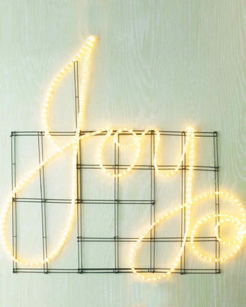 led rope lights holiday lighting