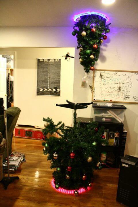 holiday lighting spotlight led rope lights