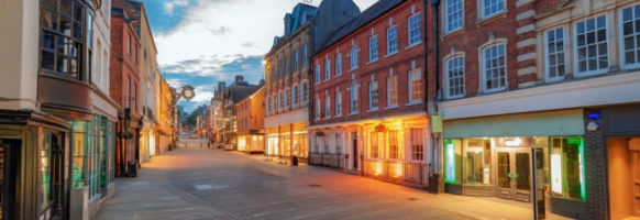 Energy Efficient Outdoor Lighting for Your Business