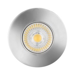 Firestay Chrome Downlight With GU10 Lampholder