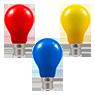 LED GLS Coloured
