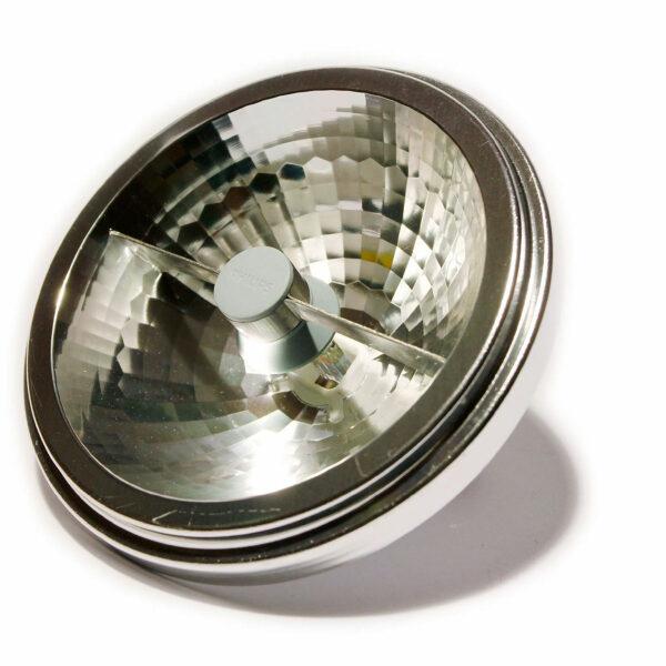 30watt 12volt AR111 G53 Cap Equivalent to 50watt 24 Degree 111mm