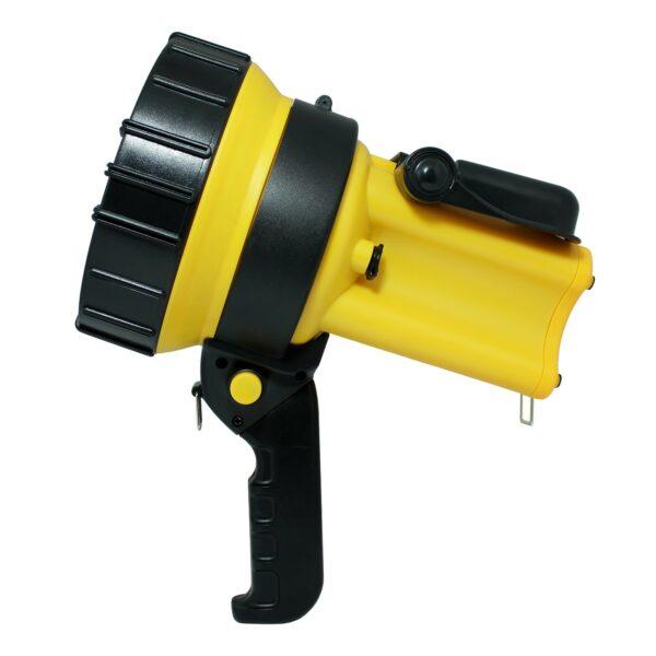 Rechargeable 6volt Weatherproof Torch