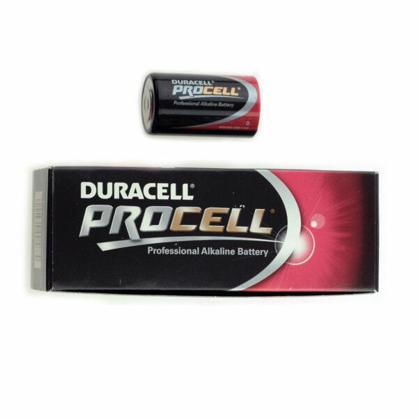 D - MN1300 - LR20 Duracell 10 x Pack