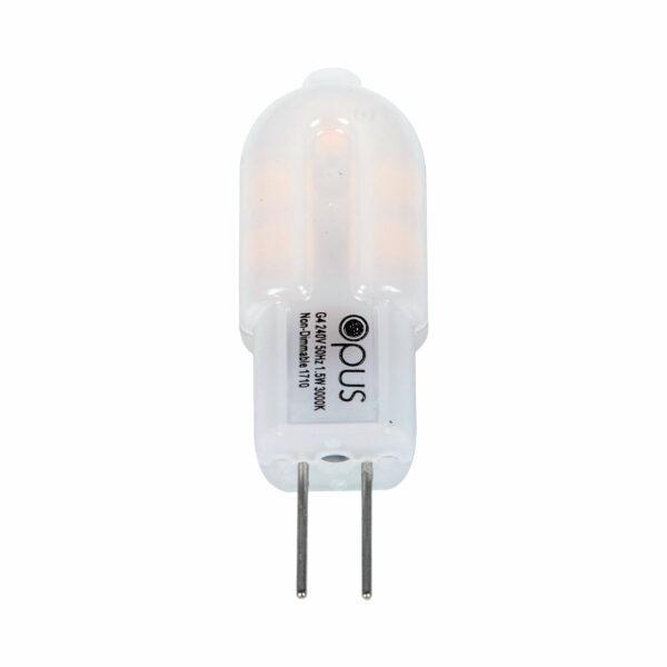 1.5watt Capsule LED G4 Cap 240volt Warm White Equivalent To 10watt - Note: Please Read The Product Description
