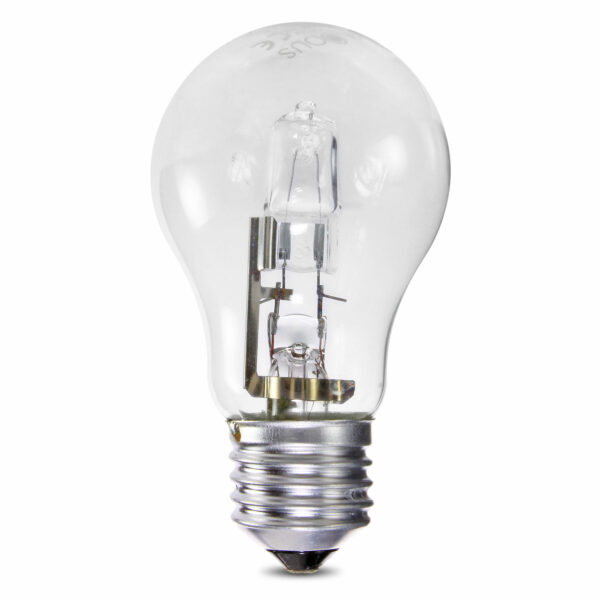 28watt ES E27 Screw Cap Clear Equivalent to 40watt