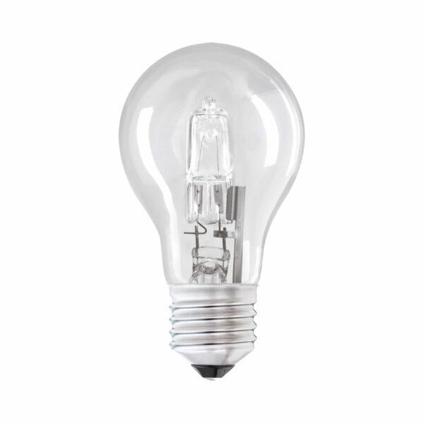 42watt ES E27 Screw cap Clear Equivalent To 55watt