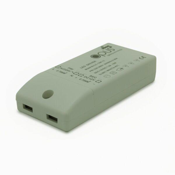 12watt 12volt DC Compact LED Driver