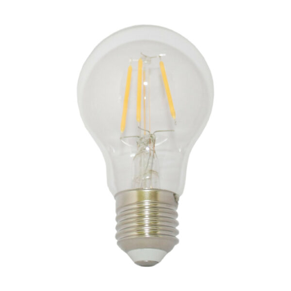 5watt GLS LED ES E27 Screw Cap Very Warm White Clear Equivalent to 60watt Dimmable