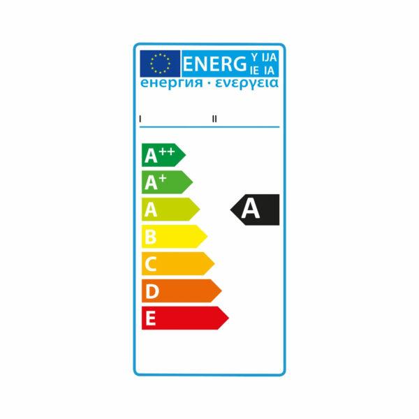 4watt Pear LED ES E27 Screw Cap Blue Colour