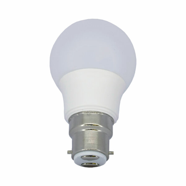 6watt GLS LED BC B22 Bayonet Cap Warm White Equivalent to 40watt