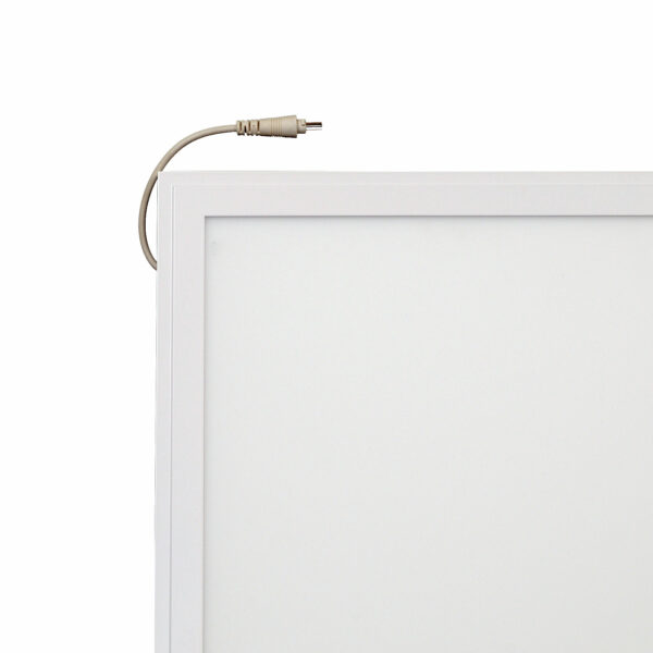LED Recessed LED Panel 40watt 600mm x 600mm Super Bright Cool White Complete With Driver and a 3 Year Guarantee