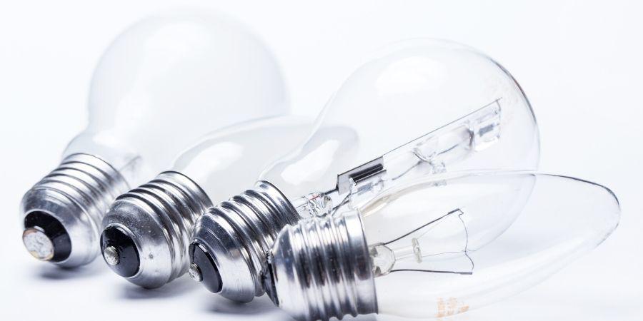 Light Bulb Size Chart Series Guide The Lightbulb Co Uk